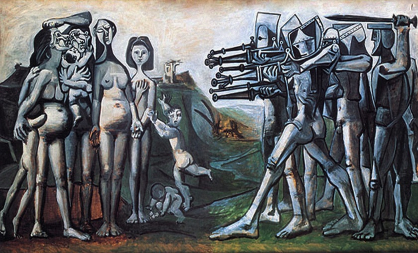 Masacre-en-Corea-Picasso